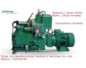 Phanh thủy lực  Stromag Hydraulic Power Packs  CE12L