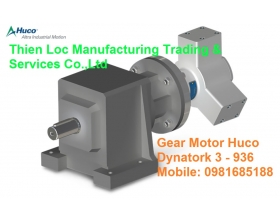 Hộp số Huco Helical Gearboxes Dynatork 3 - 936