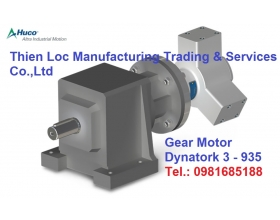 Hộp số Huco Helical Gearboxes Dynatork 3 - 935